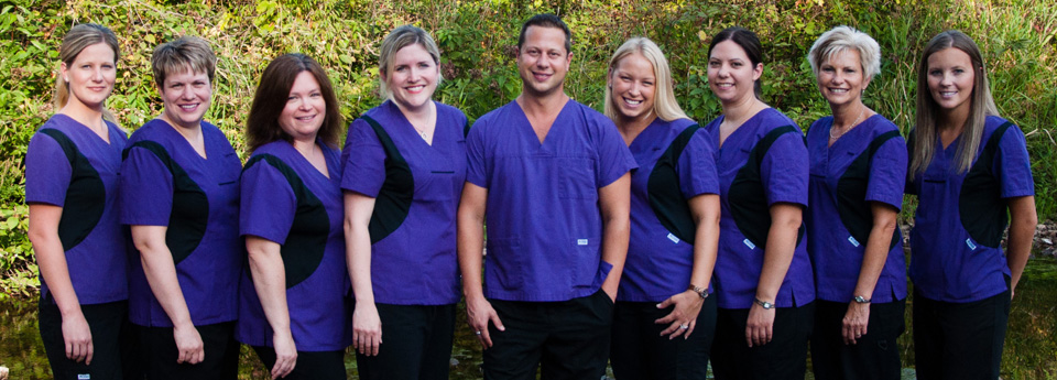 The Riverside Dental Team